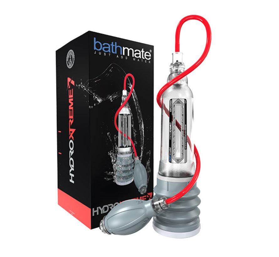 Bathmate - HydroXtreme7 Penispomp Transparant