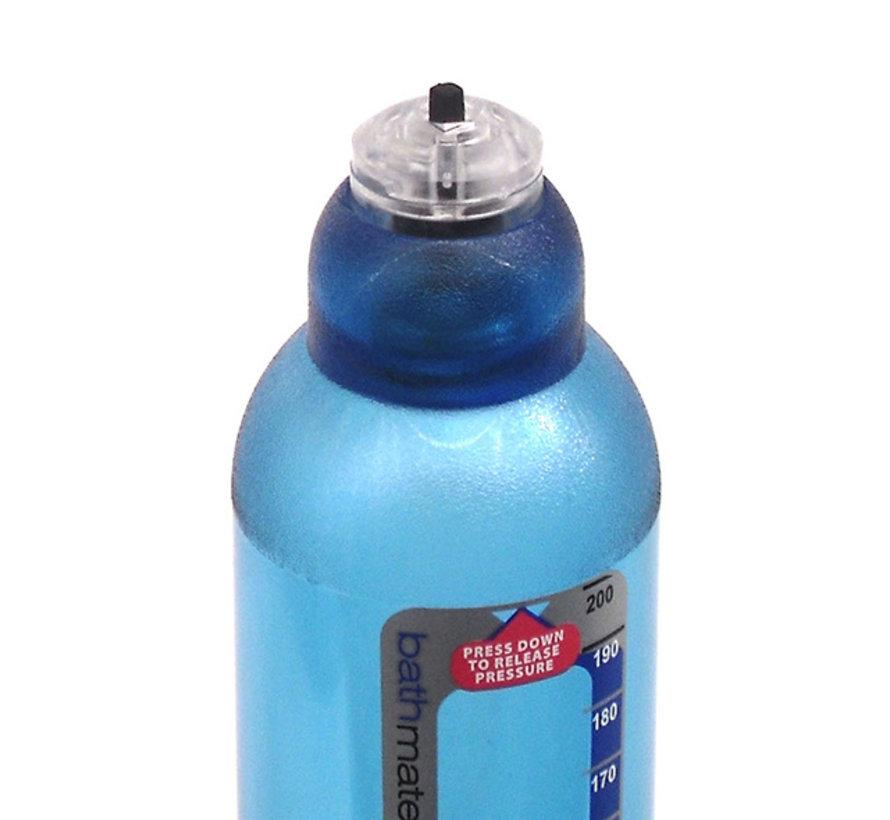 Bathmate - Hydro7 Penispomp Blauw
