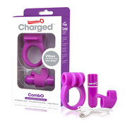 The Screaming O The Screaming O - Charged CombO Kit #1 Purple