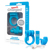 The Screaming O The Screaming O - Charged CombO Kit #1 Blue