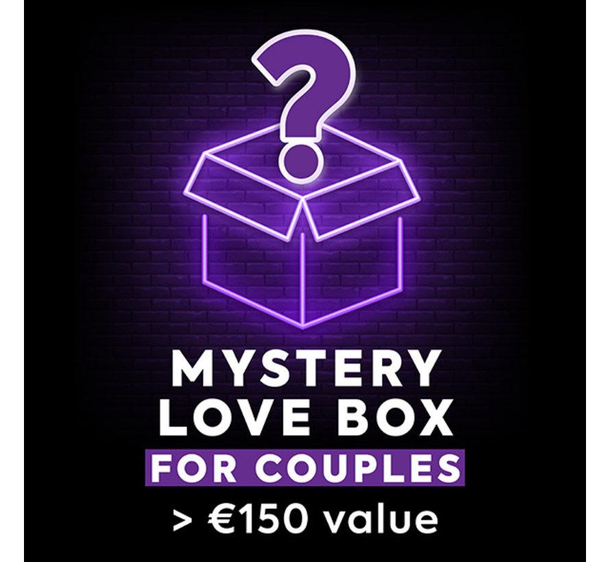 Mystery Love Box - Voor Stelletjes