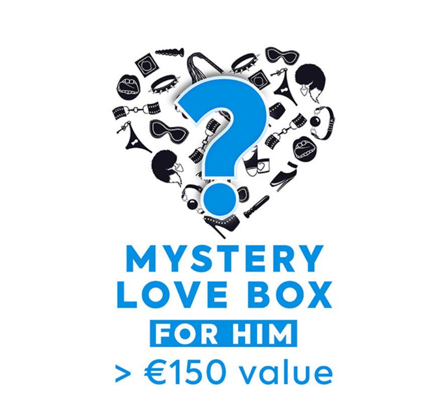Mystery Love Box - Voor Hem