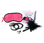 LoversPremium - Tickle Me Gift Set Pink