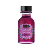 Kama Sutra - Oil of Love Kissable Body Oil Raspberry Kiss 22 ml