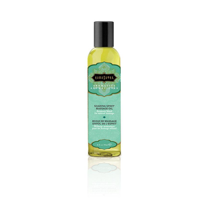Kama Sutra - Aromatic Massage Olie Soaring Spirit 59 ml