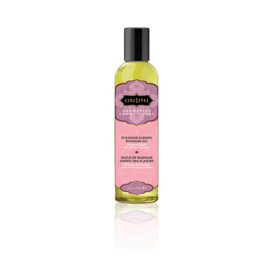Kama Sutra - Aromatic Massage Olie Pleasure Garden 59 ml