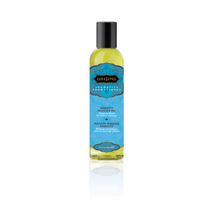 Kama Sutra - Aromatic Massage Olie Serenity 59 ml