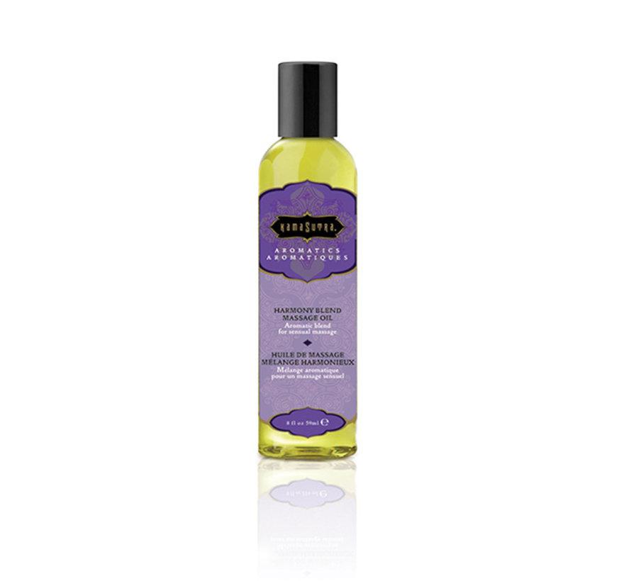 Kama Sutra - Aromatic Massage Olie Harmony Blend 59 ml