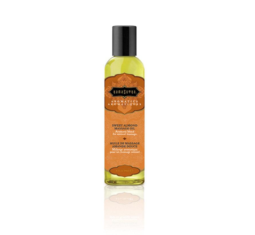 Kama Sutra - Aromatic Massage Olie Zoete Amandel 59 ml