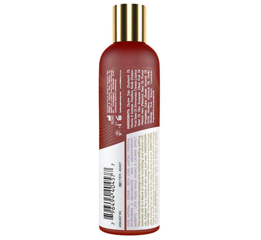 Dona - Essential Massage Olie Relax Lavendel & Tahitiaanse Vanille 120 ml