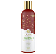 Dona Dona - Essential Massage Olie Reinvigorate Kokosnoot Limoen 120 ml