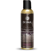Dona Dona - Kissable Massage Oil Chocolate Mousse 110 ml