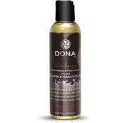 Dona Dona - Kissable Massage Olie Chocolade Mousse 110 ml