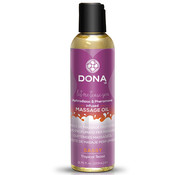 Dona Dona - Scented Massage Oil Tropical Tease 110 ml