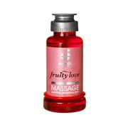 Swede Swede - Fruity Love Massage Aardbeienwijn 100 ml