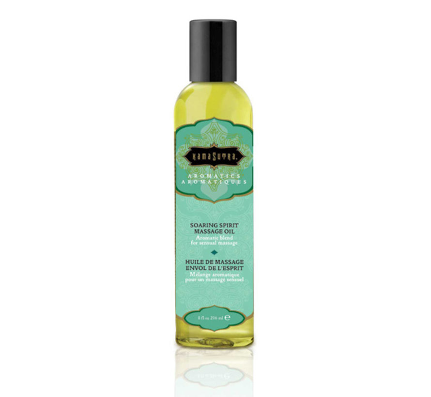 Kama Sutra - Aromatic Massage Olie Soaring Spirit 236 ml