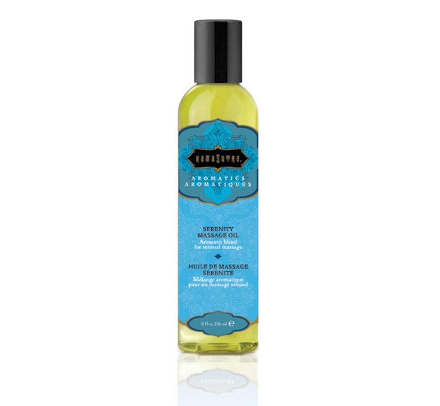 Kama Sutra - Aromatic Massage Olie Serenity 236 ml