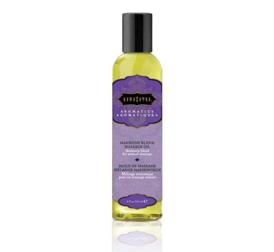 Kama Sutra - Aromatic Massage Olie Harmony Blend 236 ml
