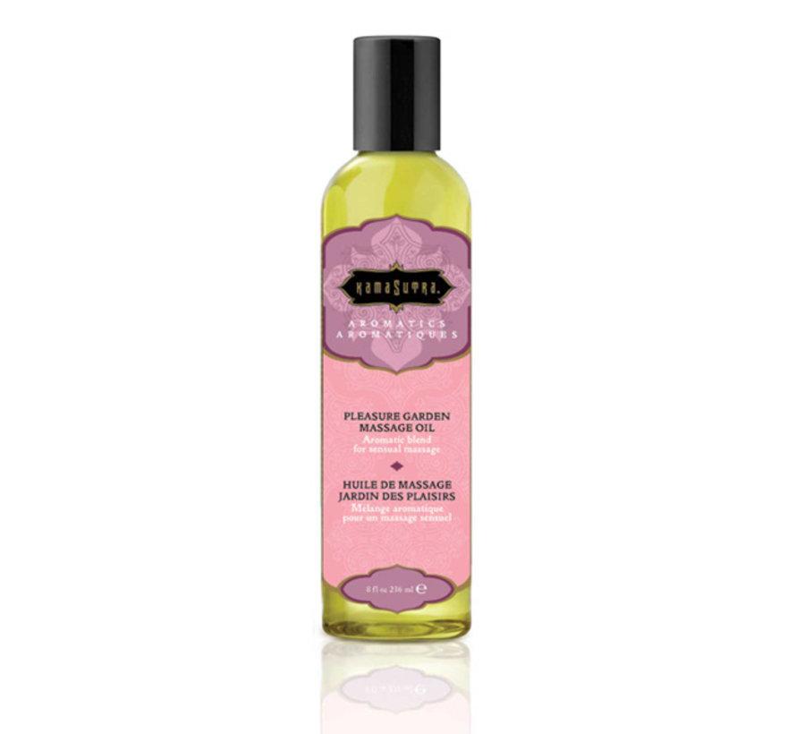 Kama Sutra - Aromatic Massage Olie Pleasure Garden 236 ml