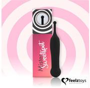 Feelztoys FeelzToys - Mister Sweetspot Clitorale Vibrator Zwart