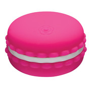 Kawaii Kawaii - Macaroon Massager Raspberry