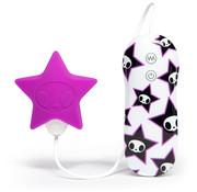 Tokidoki Tokidoki - Silicone Pink Star Clitoral Vibrator