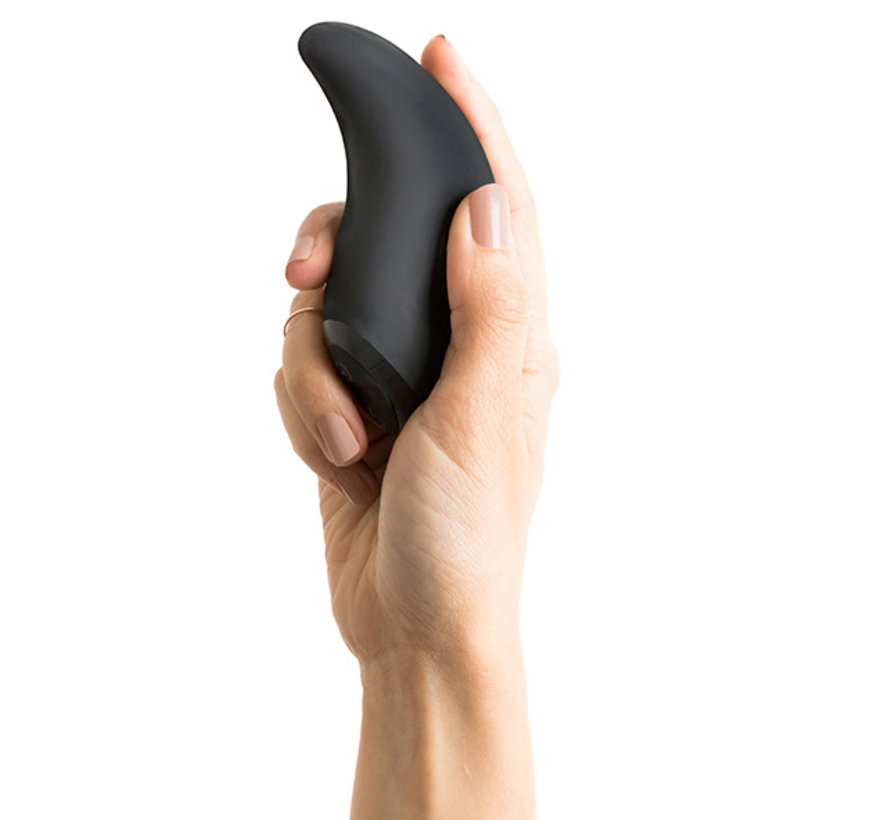 B Swish - bcurious Premium Massager Zwart