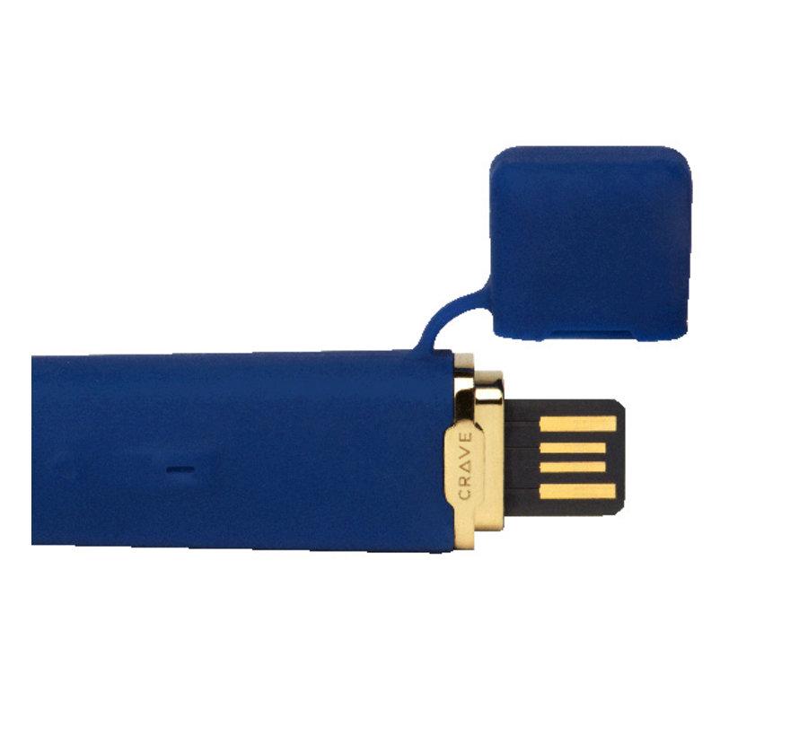 Crave - Flex Vibrator Blauw