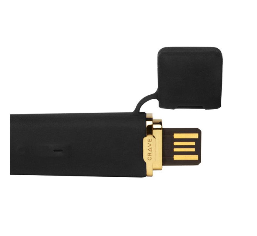Crave - Flex Vibrator Zwart