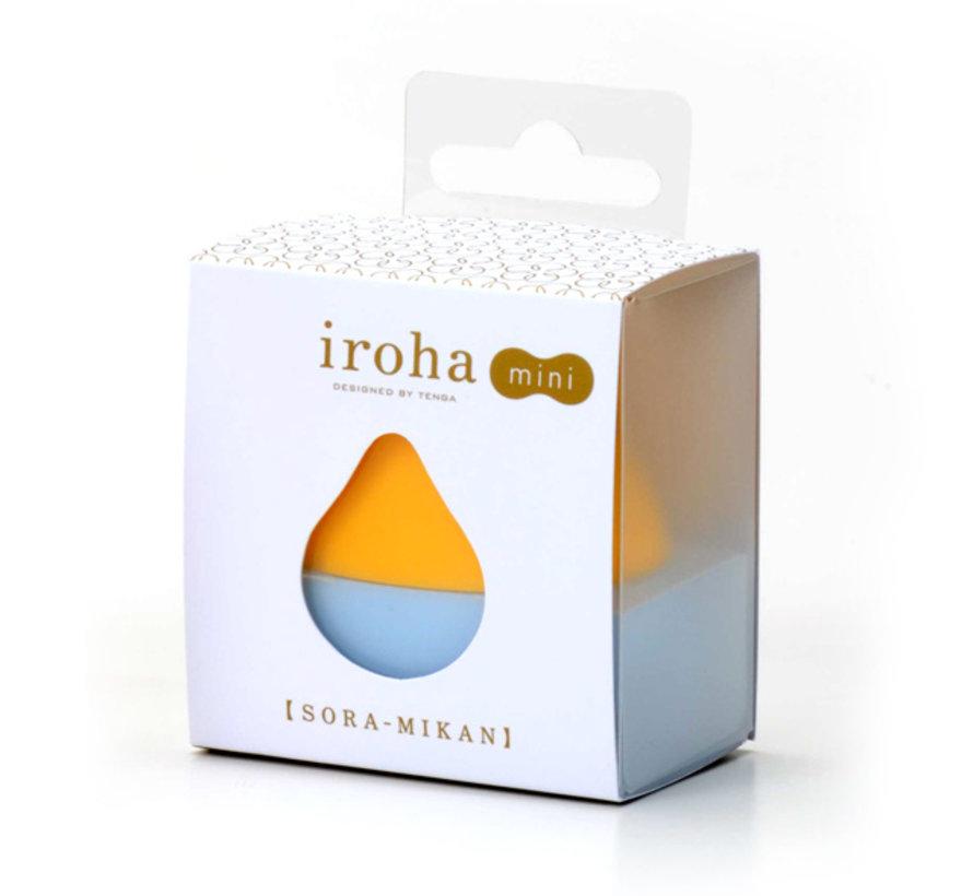 Iroha by Tenga - Mini Vibrator Sora Mikan