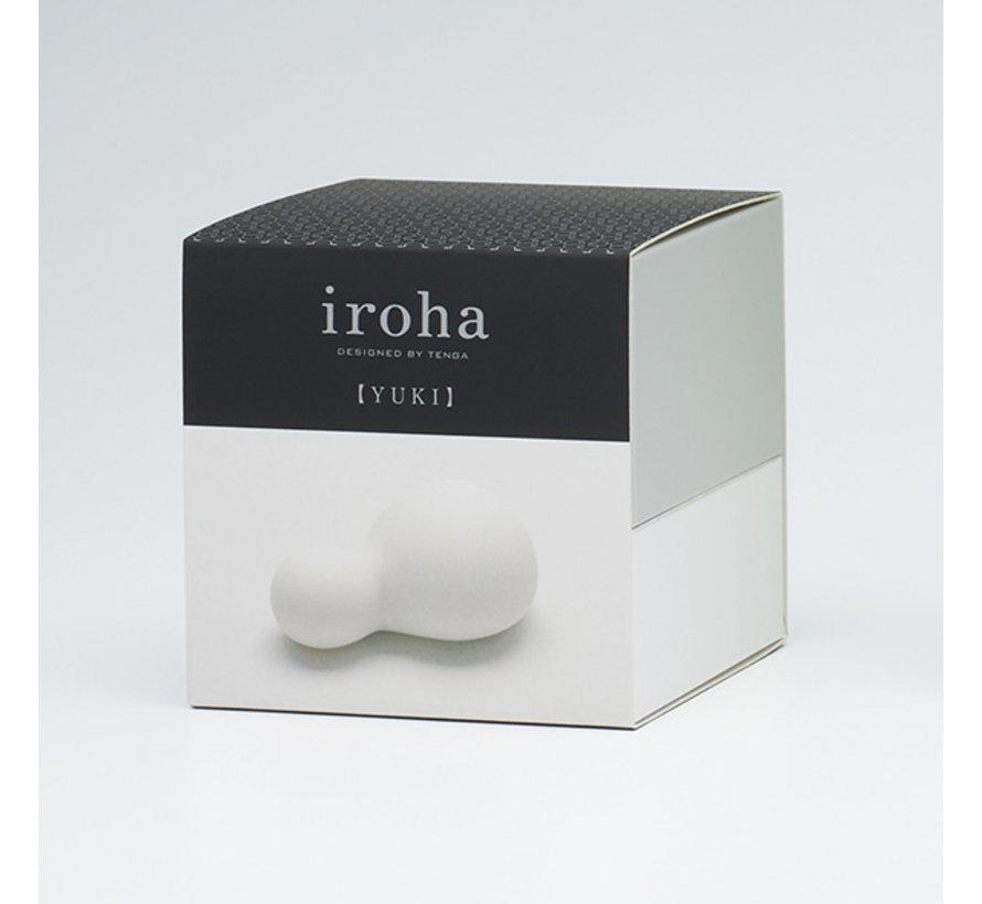 Iroha by Tenga - Yuki Clitorale Vibrator Wit