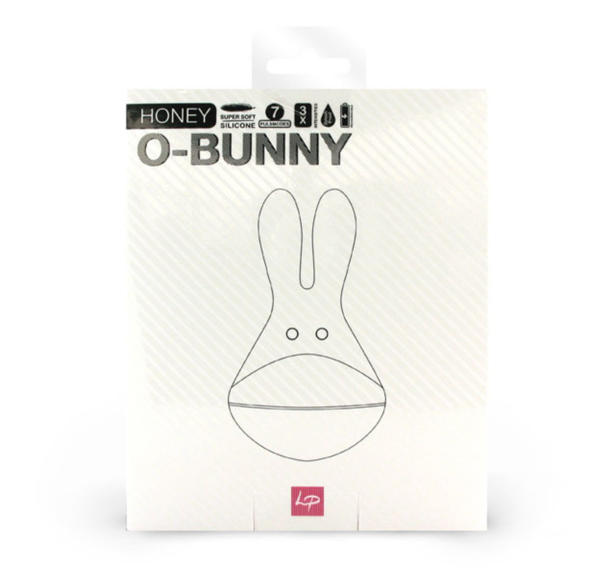 LoversPremium - O-Bunny Roze