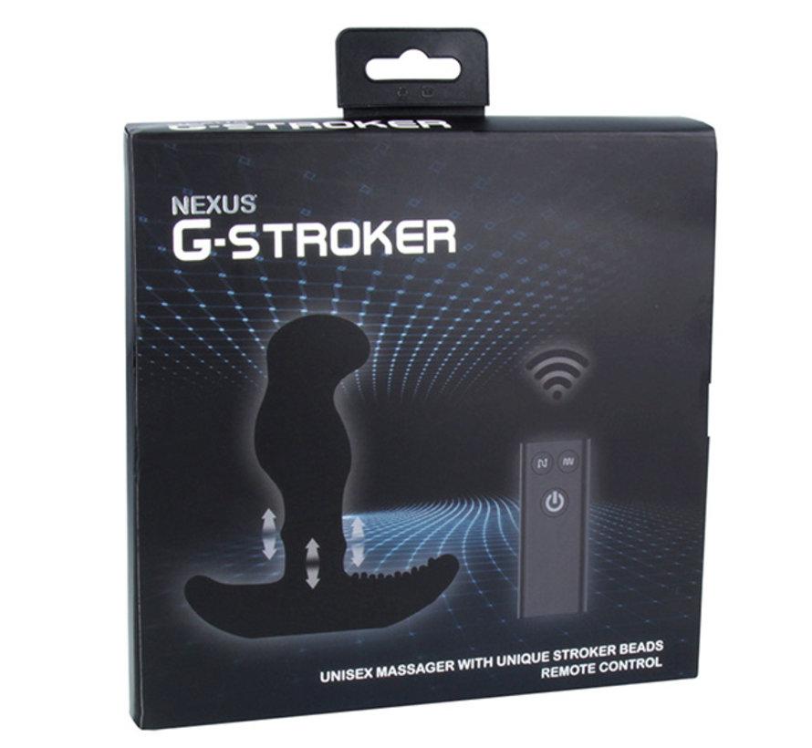 Nexus - G-Stroker Zwart
