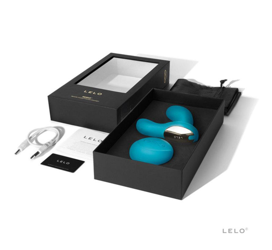 Lelo - Hugo Prostaat Massager Blauw