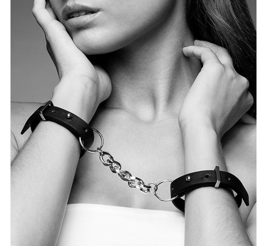 Bijoux Indiscrets - Maze Thin Handcuffs Zwart