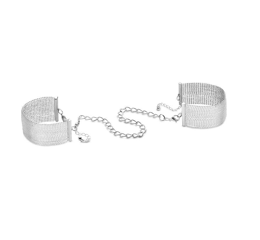 Bijoux Indiscrets - Magnifique Handboeien Zilver