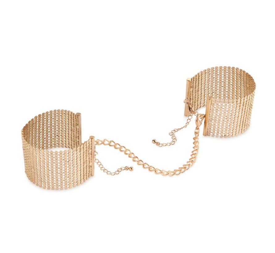 Bijoux Indiscrets - Desir Metallique Boeien Goud