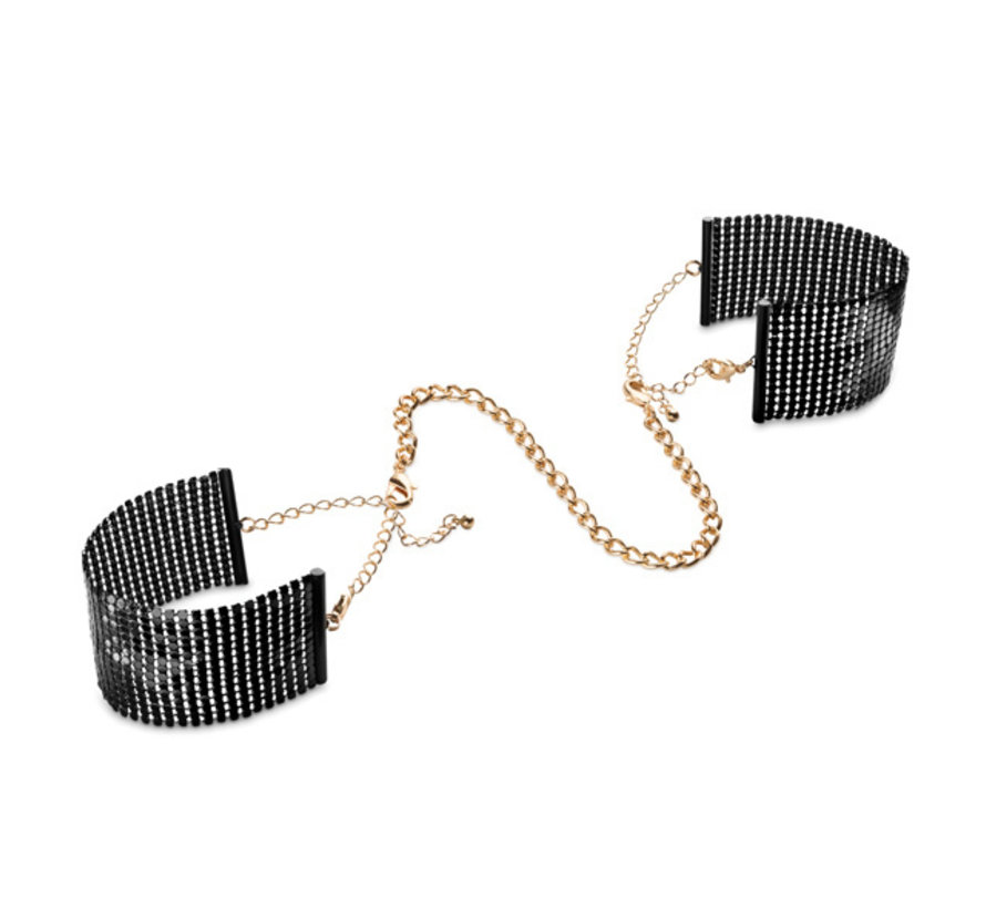 Bijoux Indiscrets - Desir Metallique Boeien Zwart