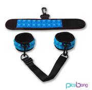PicoBong PicoBong - Resist No Evil Cuffs Blue