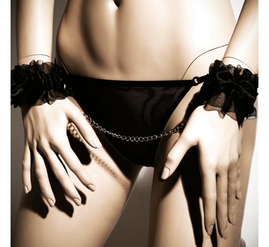 Bijoux Indiscrets - Frou Frou Organza Handboeien