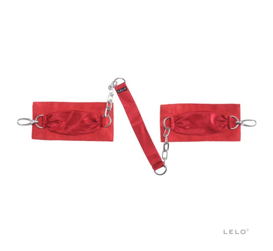 Lelo - Sutra Chainlink Boeien Rood