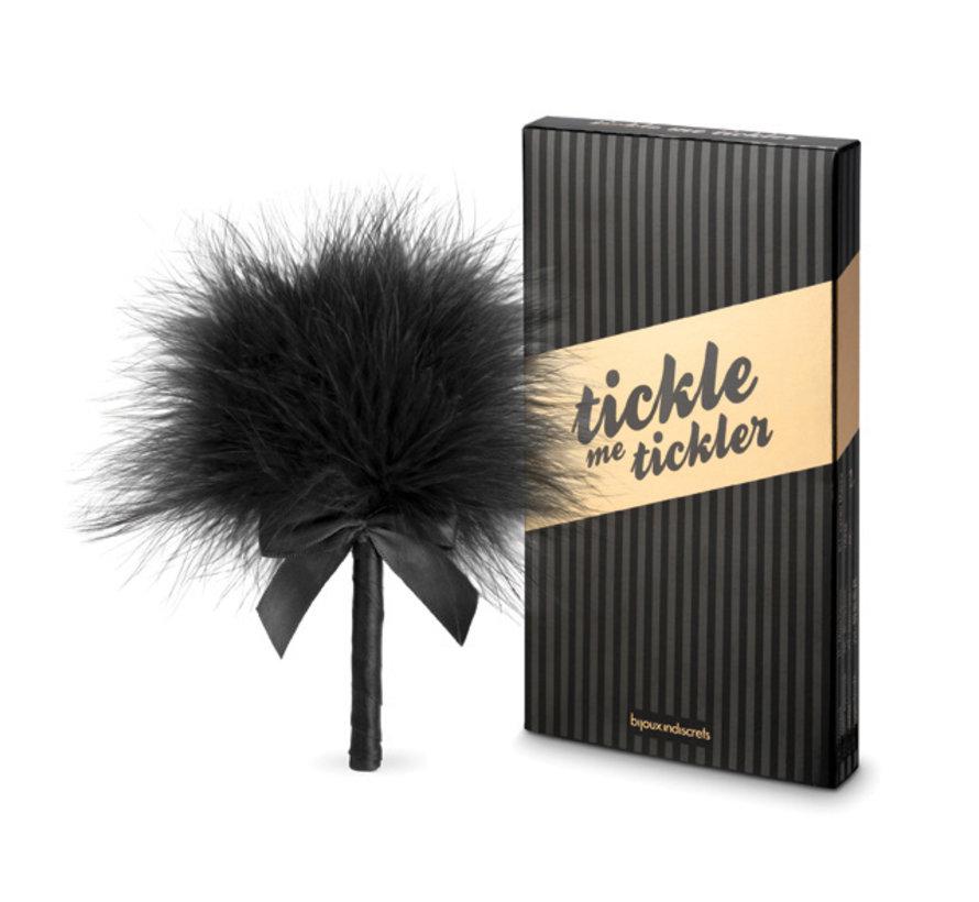 Bijoux Indiscrets - Tickle Me Tickler Zwart