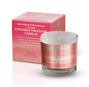 Dona Dona - Kissable Massage Kaars Vanille Botercreme 135 gr