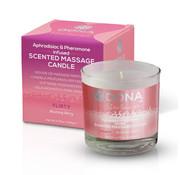 Dona Dona - Scented Massage Kaars Blushing Berry 225 ml