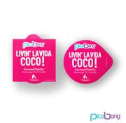 PicoBong PicoBong - Massage Olie Kaars Kokosnoot & Vanille