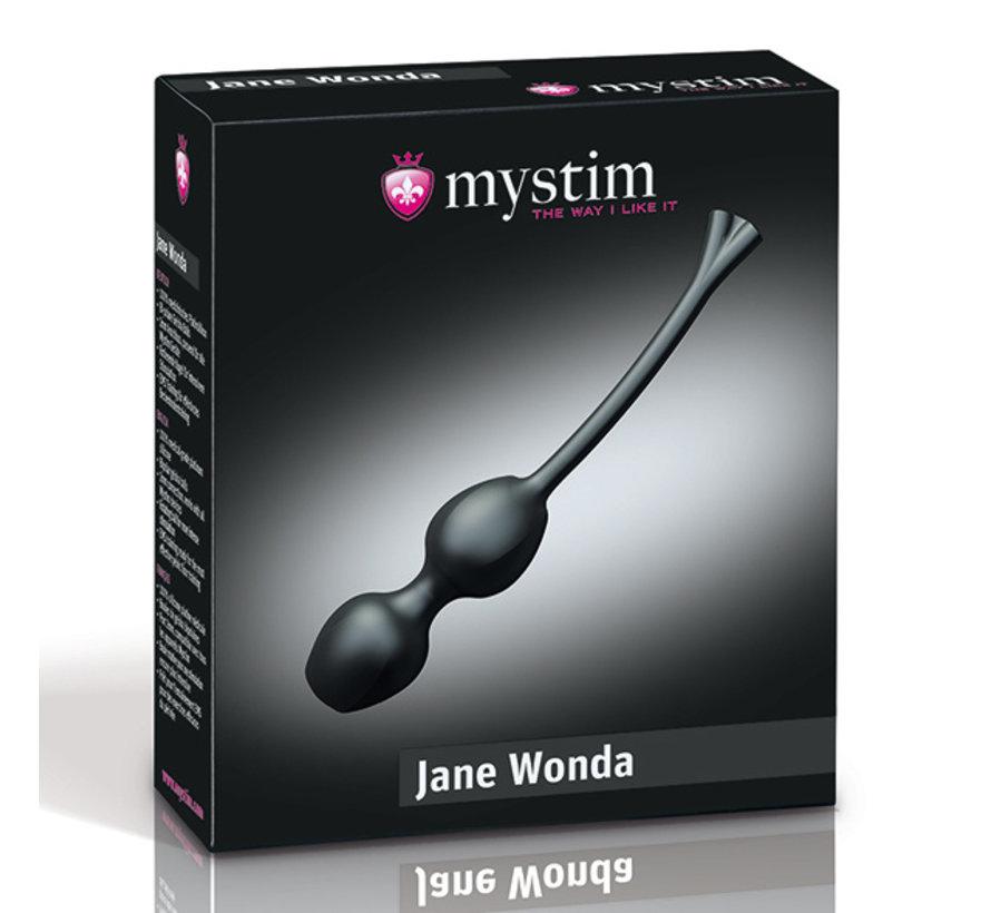 Mystim - Jane Wonda Geisha Ballen Duo