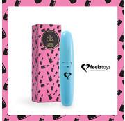 Feelztoys FeelzToys - Ella Lipstick Vibrator Blauw