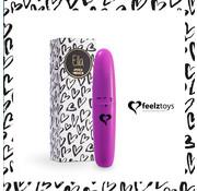 Feelztoys FeelzToys - Ella Lipstick Vibrator Purple