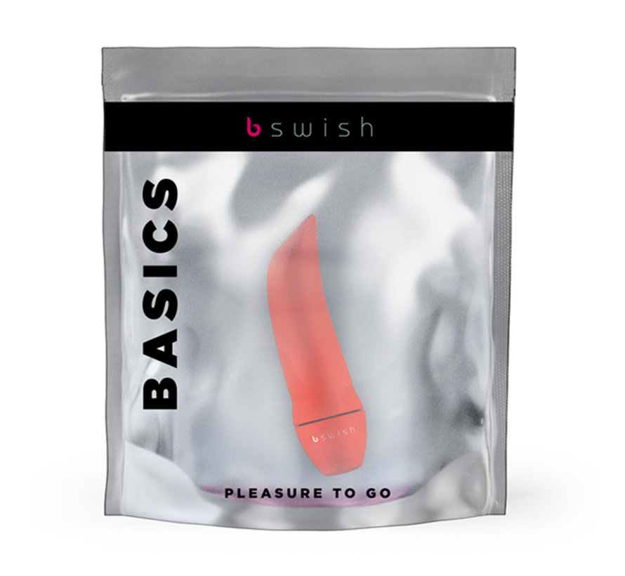 B Swish - bmine Basic Curve Bullet Vibrator Oranje