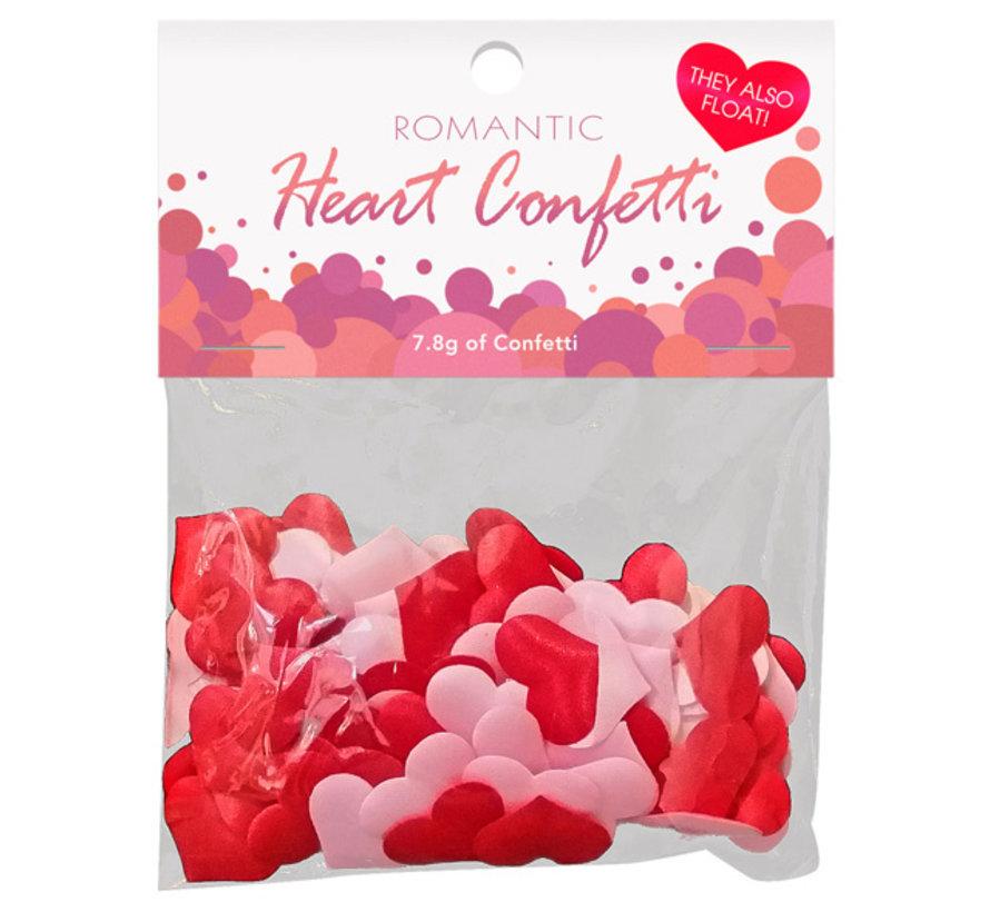 Kheper Games - Romantische Hartjes Confetti